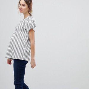 ASOS Maternity | Easy Striped T Shirt